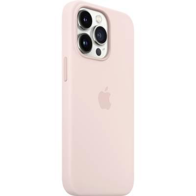 Apple iPhone 13 Pro Silikon Case mit MagSafe Pink Backcover Apple