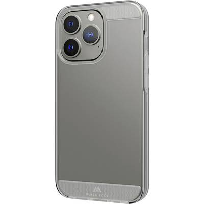 Black Rock Air Robust Cover Apple iPhone 13 Pro Transparent