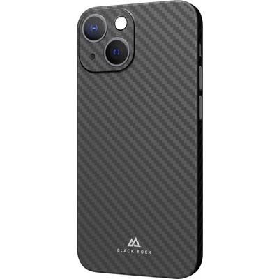 Black Rock Ultra Thin Iced Cover Apple iPhone 13 Mini Schwarz, Carbon