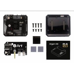 Gehäuse für Raspberry Pi 4 Argon One V2