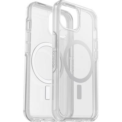Otterbox Symmetry Plus Clear Backcover Apple iPhone 13 Transparent